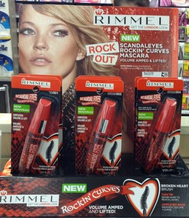Rimmel Rockin' Curves Mascara