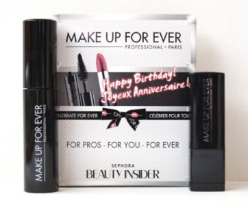 Happy Birthday from Sephora
