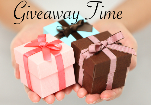 3-Year Blog Giveaway