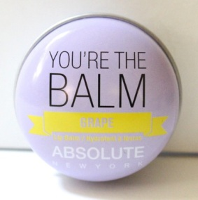 Absolute Lip Balm in Grape