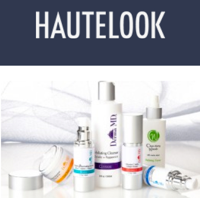 Derma MD on Hautelook