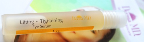 Derma MD Lifting & Tightening Eye Serum