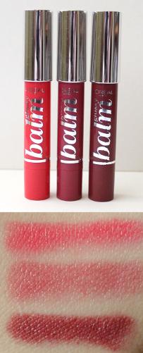 L'Oreal Glossy Balm Crayons