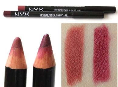 NYX Lip Liner Pencils