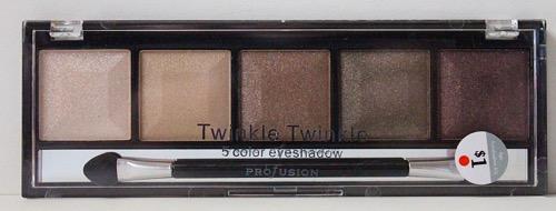 Profusion Twinkle Twinkle Palette in #02