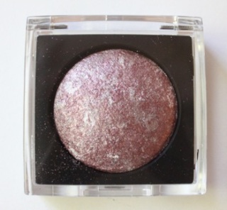 Jesse's Girl Mineralized Baked Shadow Powder in Plum Frost