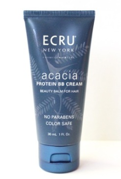 ECRU New York Acacia Protein BB Cream Beauty Balm for Hair