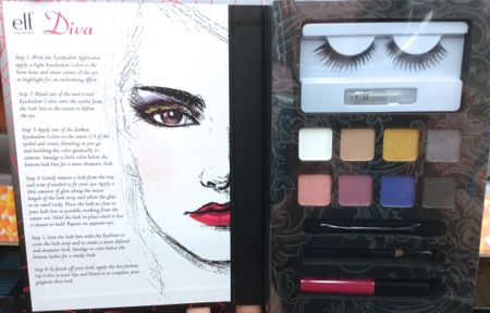 E.L.F. Essential Diva Beauty Book