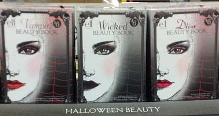 E.L.F. Essential Halloween Beauty Books