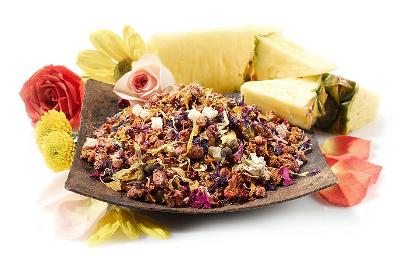 Pineapple Kona Pop tea from Teavanna