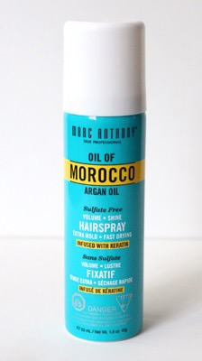 Marc Anthony Oil of Morocco Argan Oil Volume Shine Hairspray