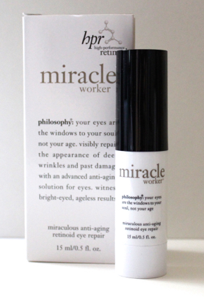 Philosophy Miracle Worker Miraculous Anti-Aging Retinol Eye Repair