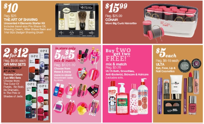 Ulta 2014 Black Friday Preview