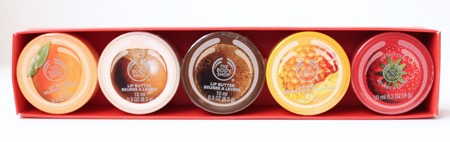 The Body Shop Candy Kisses Holiday Set