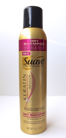 Suave Keratin Infusion Color Care Dry Shampoo