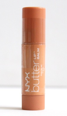 NYX Cosmetics Butter Lip Balm in Marshmallow