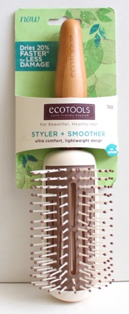 EcoTools Style + Smoother hairbrush