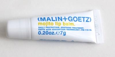 (MALIN+GOETZ) Mojito Lip Balm