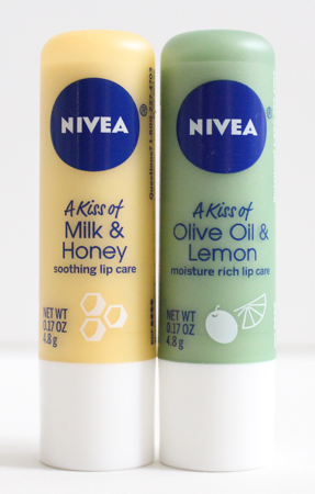 Nivea Kiss of... Lip Care