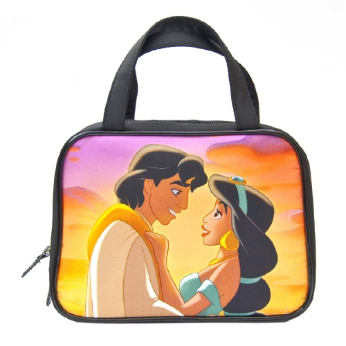 SOHO Beauty Disney Jasmine Mini Weekender