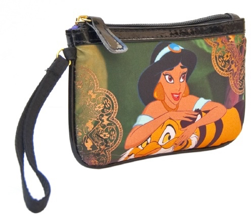 SOHO Beauty Disney Jasmine Wristlet
