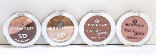 New Essence Eyeshadow