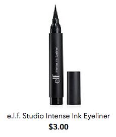 e.l.f. Studio Intense Ink Eyeliner