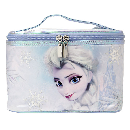 SOHO Beauty Disney Elsa Train Case