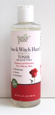 Perfectly Pure Rose & Witch Hazel Toner