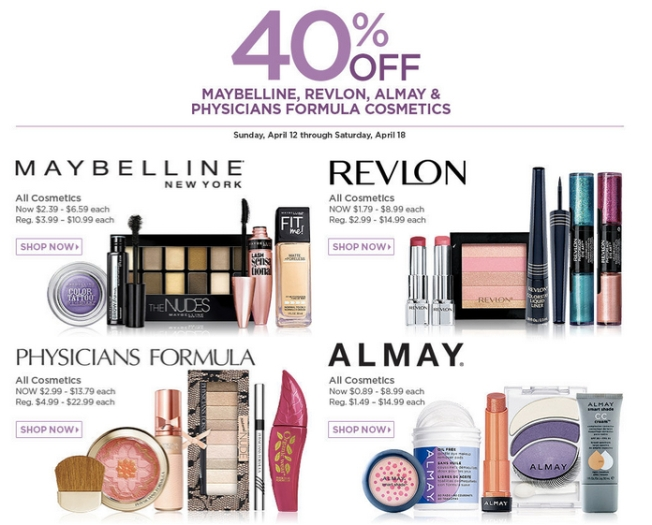 40% Off at Ulta