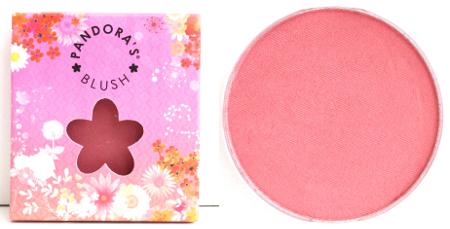 Pandora's Makeup Box Pink Carnation Blush