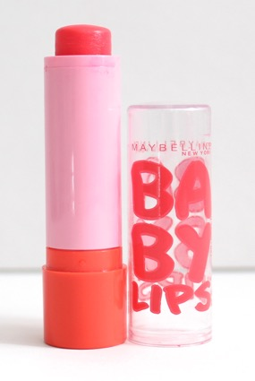 Maybelline Baby Lips in Rose Rush