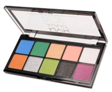 NYX Avant Pop Palette in Art Throb