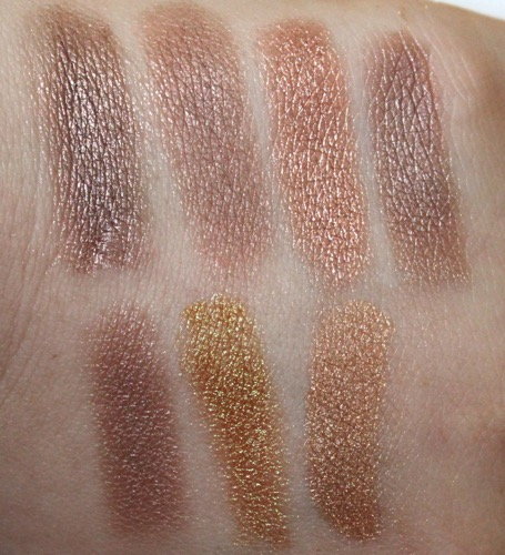 Best One and Done Shade Swatches