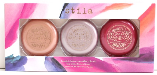 Stila Beauty in Bloom Convertible Color Trio