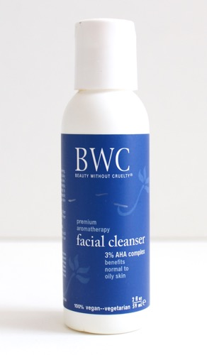 Beauty Without Cruelty A.H.A. 3% Facial Cleanser