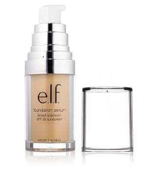 e.l.f. Beautifully Bare Foundation Serum