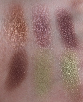 Sleek Garden of Eden Palette Left side