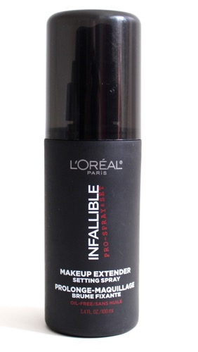 L'Oreal Infallible Pro-Spray & Set Makeup Extender Setting Spray