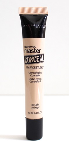 Maybelline Master Conceal Camouflaging Concealer