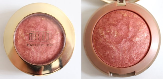 Milani Baked Blush in Rose D'Oro