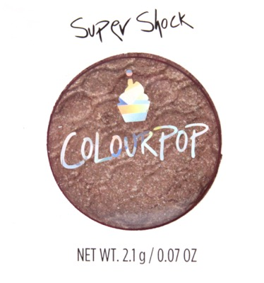 Colourpop Super Shock Shadow in Birthday Girl