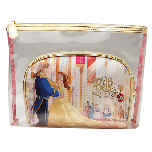 SOHO Disney Belle 2-Peice Clutch Set