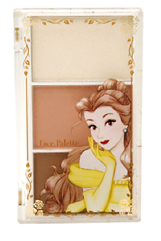e.l.f. Disney Belle An Enchanted Tale Face Pallete