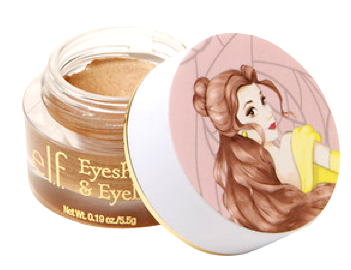 e.l.f. Disney Belle An Enchanted Tale Eyeshadow & Eyeliner