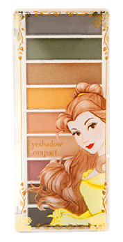 e.l.f. Disney Belle An Enchanted Tale Eyeshadow Compact