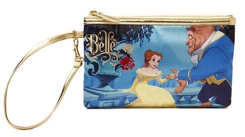 SOHO Disney Belle Wristlet