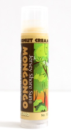 Jersey Shore Cosmetics Mongongo Vanilla Coconut Cream Lip Conditioner