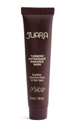 JUARA Skincare Turmeric Antioxidant Radiance Facial Mask