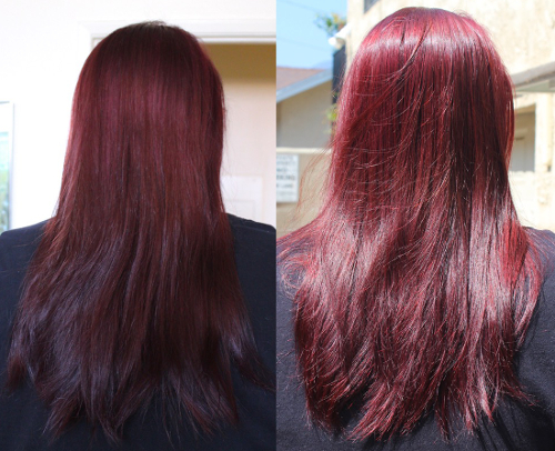 L'Oreal Paris Feria Power Violet Hair Color